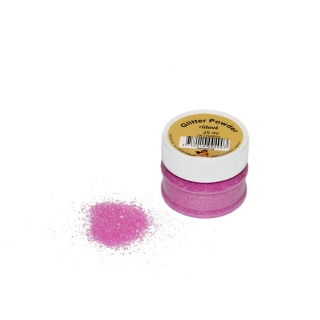 Glitry růžové - pink 25 ml