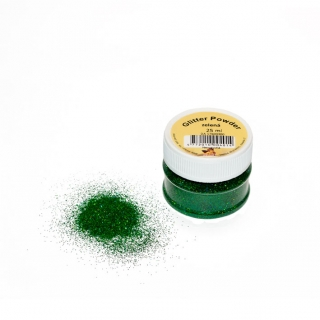 Glitry zelené - green 25 ml