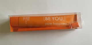 Curaprox Be You 90 ml Bělící zubní pasta Happiness Orange + kartáček Set